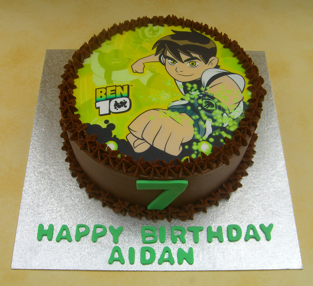The Worlds Most Recently Posted Photos Of Ben10 And Birthday