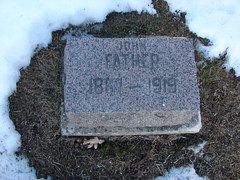 John Hagensick (Philip Weiss) Tags: grave genealogy mcgregoriowa pleasantgrovecemetery
