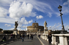 "Castel Sant'Angelo • <a style=""font-size:0.8em;"" href=""http://www.flickr.com/photos/89679026@N00/6952408900/"" target=""_blank"">View on Flickr</a>"