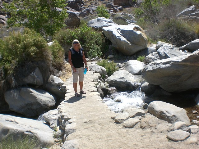 Tahquitz Canyon, Coachella Valley