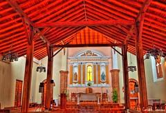 Iglesia de Milla I (Carlossan MRD) Tags: canon venezuela iglesia merida andes hdr templo mrida 500d canon500d photomatix tonemapped estadomerida t1i canont1i