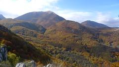 Serra del Prete in Autunno