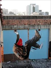 Fortitude Valley, Brisbane (Fintan Magee) Tags: streetart australia brisbane graff grafftiti fintanmagee