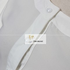 Imoment - Han edition chest flowers compose spins the shirt (8201) (Cathys Hoh) Tags: tops blouses