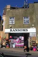 Ransoms (Tom Hickmore) Tags: shop brighton ransoms