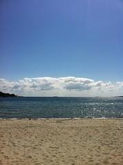 Inviting (Stellare) Tags: ocean beach norway sand grimstad fevik