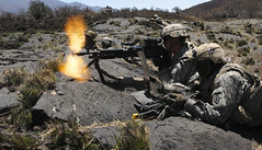 Suppressive Fire (The U.S. Army) Tags: 25thinfantrydivision 2ndbrigadecombatteam