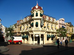 Walt's On Main Street (klvinci) Tags: vacation paris france mainstreet anniversary disneyland anniversaire 20th 2012 disneylandparis chessy dlrp walts parcdisneyland marnelavallee restaurantmain