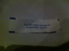 Random Photos - REALLY?! (Polterguy30) Tags: random fortunecookie fortune