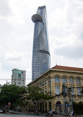 Old and New (Photasia) Tags: asia vietnam saigon hochiminhcity mekong hcmc travelcityscape photasia