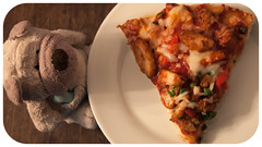 14.05.13: Wang Wang - Pizza (Wang Wang 22) Tags: dog cute nikon pug plush pizza hund 365 nici pictureoftheday mops d90 fotodestages wangwang wangwang22