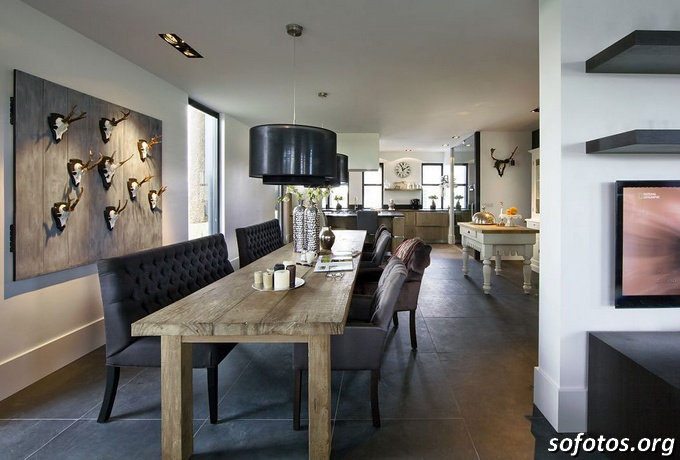 Salas de jantar decoradas (39)