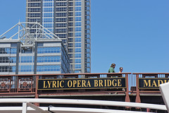 Lyric Opera Bridge, Chicago Ill (dog97209) Tags: bridge chicago river illinois opera photographers madison ave unite lyric vigilant