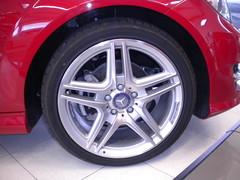 c 220 cdi familiar AMG rojo (Goiko-Auto) Tags: rojo c 200 mercedesbenz clase amg avantgarde cdi paquete 200cdi ckalse