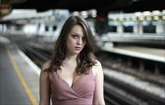 'Natural Light Photography' now up on YouTube (unexpectedtales) Tags: woman london beautiful station young railway victoria imogen youtube imogenx