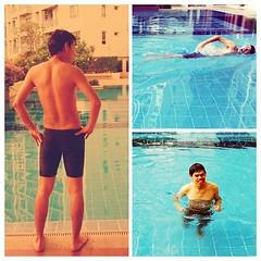 กีฬาทางน้ำ ... ออกกำลังเพื่อสุขภาพโดยแท้ ไม่คิดอารายเลย