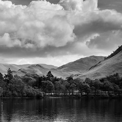 Lake Ullswater, Lake District (Jezzer777) Tags: lakedistrict places ullswater ilfordpanf50 filmemulation