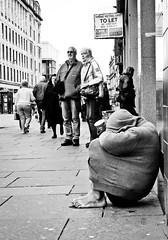 Homeless (Leanne Boulton) Tags: street people photography glasgow homeless