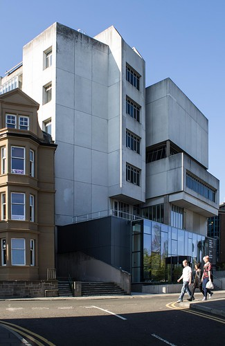 Matthew Building, Duncan of Jordanstone College of Art, Dundee, Scotland