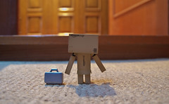 Wellcome at home (jkpukas) Tags: japan toys robot amazon manga figure mueco yotsuba danbo