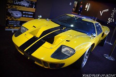 Ford GT40 (xoretrofuturist) Tags: classic cars ford yellow performance cinemas automotive perth gt supercar gt40 fastandfurious usdm