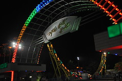 North Korean Amusement Park (claire dal nogare) Tags: asia korea communist communism kimjongil northkorea pyongyang propoganda dprk reunification koryo juche