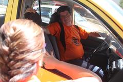 #TMSobreRuedas (Telemedelln - Aqu te ves) Tags: buses del dia taxis carmen medellin virgen conductor telemedellin tmsobreruedas