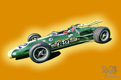 1965 Lotus-Ford 38 at Amelia Island 2011 (gswetsky) Tags: ford race island european lotus antique indianapolis jimmy indy clark british amelia 500 concours 1965 delegance