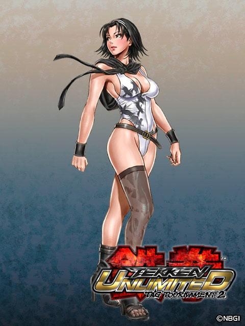 壽屋 – 電玩美少女雕像:鐵拳TAG TOURNAMENT 2 / 風間 準