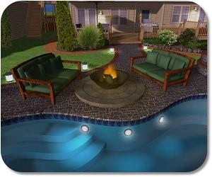 focos empotrables piscina