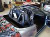 BMW Z3 Z8-Style Akustik-Line Regenrinnen Montage