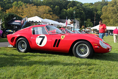 Ferrari 330 GTO (r8lover) Tags: park red car race 7 ferrari 330 most gto expensive concours ultra rare dayton 250 carillon delegance 2013