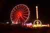 Carnival rides at night (turn off your computer and go outside) Tags: county night neon fair ferriswheel walworth carnivalrides 2013 walworthcountyfair