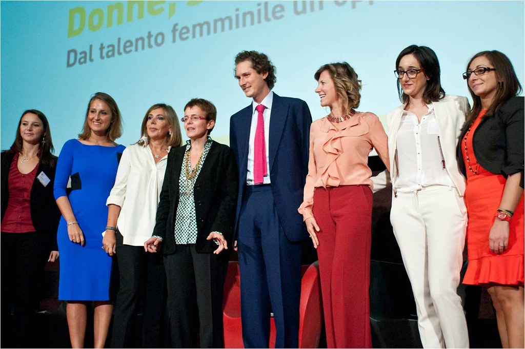 John Elkann at the meeting