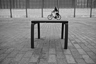 Mini biker