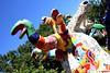 Giardino dei Tarocchi (+2K views!!!) (El Peregrino) Tags: italy art statue italia arte statua nikkidesaintphalle capalbio tarotgarden giardinodeitarocchi yourcountry
