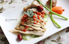 (AppleMegumi) Tags: food chicken canon chinese 50mmf18 450d