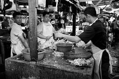 Chicken Chopped (Mahfuz Jaffar) Tags: street people blackandwhite bw chicken market candid streetphotography streetlife malaysia dailylife bnw chowkit documentaryphotography photoessays chowkitwetmarket fotografijalanan streettogs x100s mahfuzjaffar kualalumpurstreetphotographer