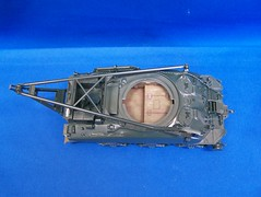 140503-165756 (Italeri 1:35th M32 Recovery Vehicle) (Bus Buster UK) Tags: scale 1 model box crane interior plastic frame vehicle boxes kit 135 35 tool th recovery m32 italeri