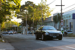 Maserati Quattroporte (Bryan Willy) Tags: brazil brasil avenida europa bryan paulo sao são maserati av willy quattroporte aveuropa
