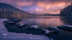 Photo (plaincut) Tags: lake snow art sunrise photography trillium photographer mt brian hood adelberg brianadelberg
