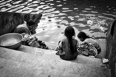 Gujarat 2 (DSM888) Tags: india washing
