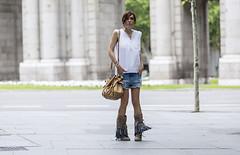 street style hakei fringes boots puerta alcala 06 (barbara crespo) Tags: fashion outfit blogger outfits miumiu fringes streetstyle fashionblog ootd fashionblogger hakei blogdemoda bloggerdemoda barbaracrespo