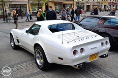 Chevrolet Corvette C3 (Mateusz Woek) Tags: classic cars ford capri fiat citroen triumph april spitfire pontiac mustang corvette iv 19 taunus cinquecento rynek c3 125p 2015 maluch zlot 126p kwietnia pojazdw mikow samochodw zabytkowych mikoowski