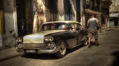 Streets of Havana - Cuba (IV2K) Tags: classic vintage sony havana cuba centro caribbean cuban habana hdr kuba lahabana rx1