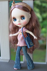 """Blythe a Day May 9 """"Freedom"""""""
