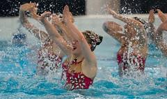 O5081353 (roel.ubels) Tags: swimming european ek alexander championships willem hoofddorp synchronised ec synchro synchronized zwemmen 2015 sincro synchroon synchroonzwemmen leneuropeansynchronisedswimmingchampionscuphaarlemmermeer2015 europeanchampionscup2015