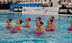N5086828 (roel.ubels) Tags: swimming european ek alexander championships willem hoofddorp synchronised ec synchro synchronized syncronized zwemmen 2015 sincro synchroon synchroonzwemmen leneuropeansynchronisedswimmingchampionscuphaarlemmermeer2015 europeanchampionscup2015