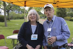 May 9 SSN W Magnolia Playfield HubPam and Frank