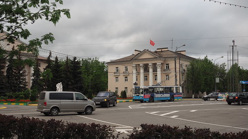Vidnoye trolleybus ZiU-682G012 08
